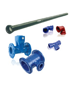 Saint Gobain Ductile Iron Pipes and Fittings