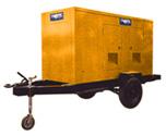 Tropic Power Trailer Generator Set