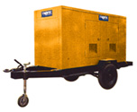 Tropic Power Trailer Generator Set